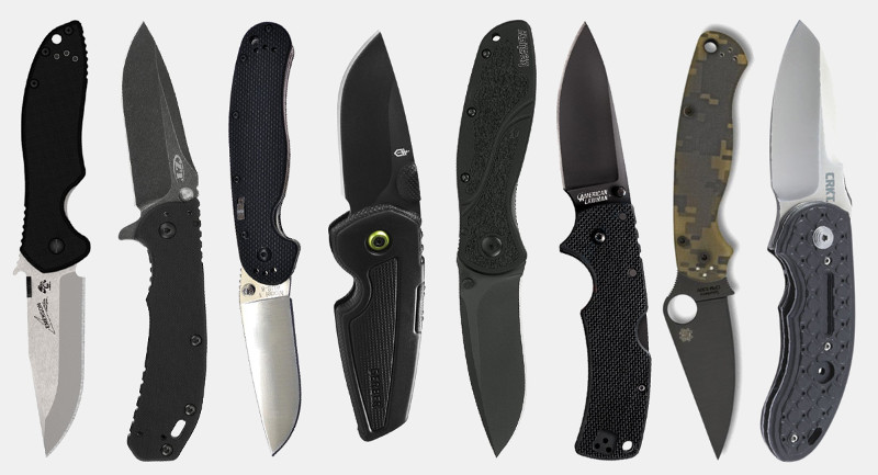How to pick an EDC knife